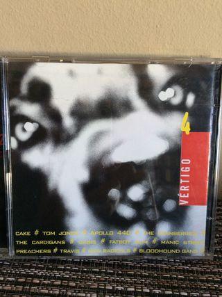 """""""Vértigo 4"""" 2CD 2000"""