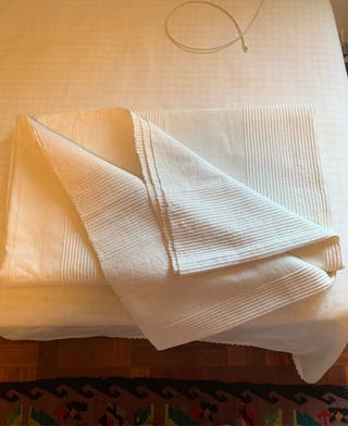 2 colchas cama 90cm