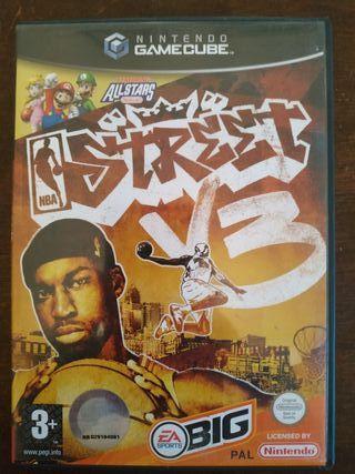 NBA Street 3 - Gamecube