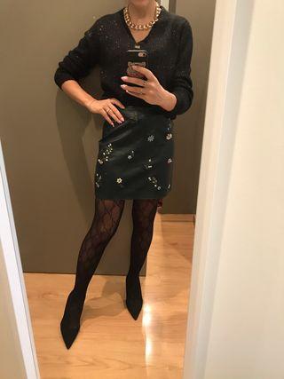 Falda Zara