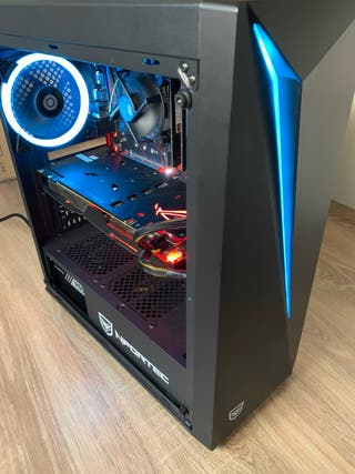 PC Gamer última generación i3 9100f GTX 1070 NUEVO
