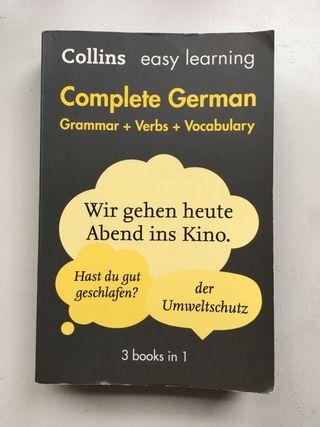 3 German Book Beginner