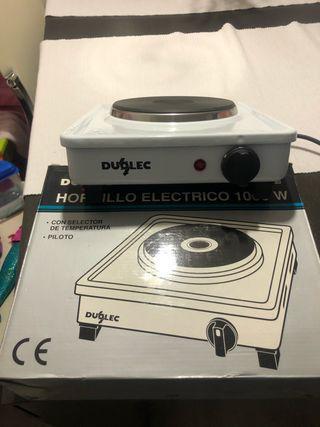 Hornillo eléctrico 1000w,nuevo
