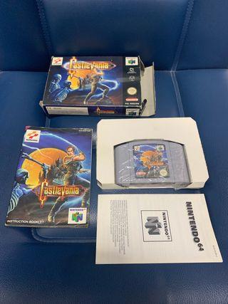 Castlevania Nintendo 64