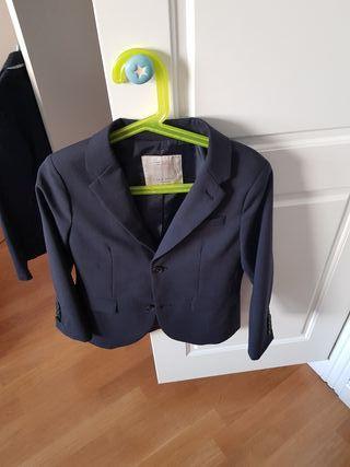 chaqueta americana niño