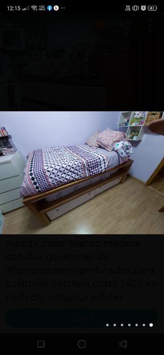 cama,habitación,nuevo,gavetas