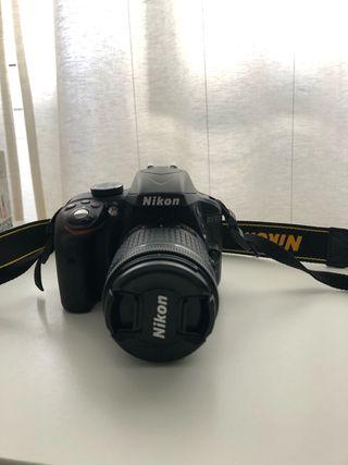 Cámara reflex digital compacta NIKON D3300