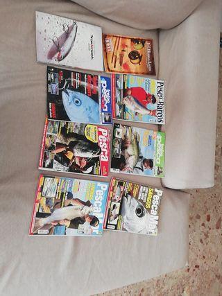 revistas de pesca