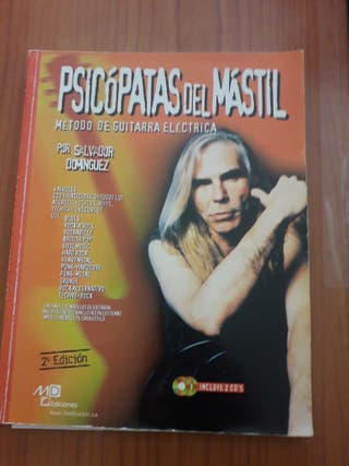 "Libro "" Psicopatas del mastil"""