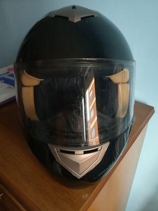 Casco de moto LS 2 lagarto
