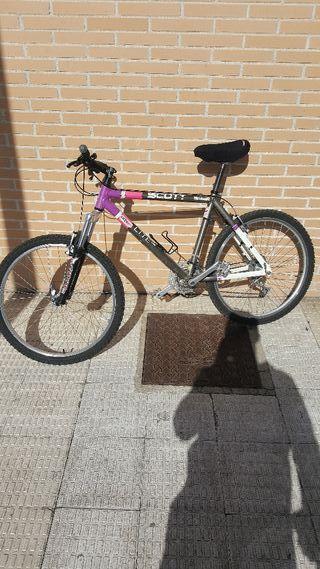 """bicicleta scott 26"""""""