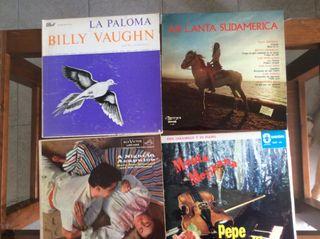 Discos LP Música de Sudamérica