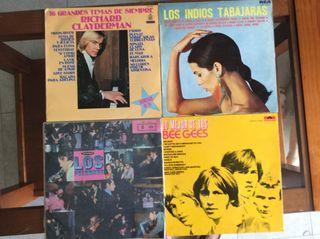 Discos LP Conjuntos y Orquestas
