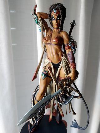 Estatua descatalogada Spawn McFarlane