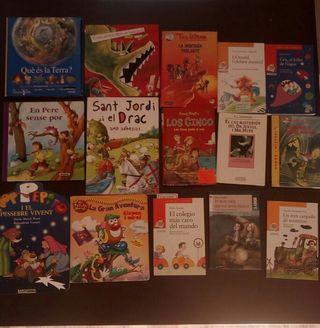 diversos cuentos y libros infantiles. 3€ cada uno.