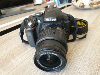 Cámara Reflex Nikon D5300 con Wifi