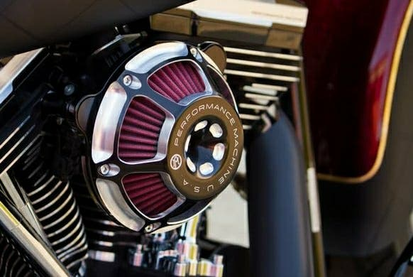 Filtro aire Performance Machines Harley Davidson