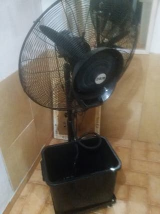 VENTILADOR MICRO ASPERSOR AGUA