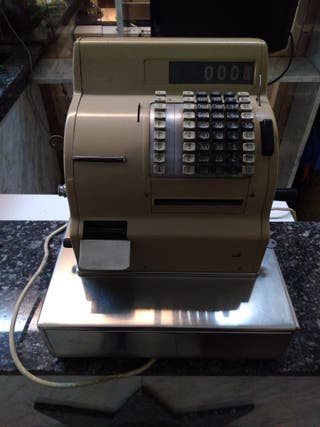 Máquina registradora 50's