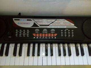 Teclado-piano