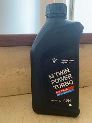 Aceite de motor BMW