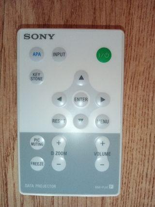Mando proyector SONY