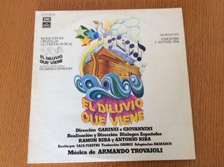 Discos LP Famosos Musicales