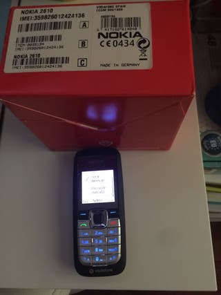 Móvil Nokia 2610