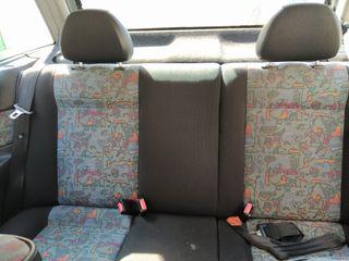 asientos traseros Seat Ibiza 2 año 98
