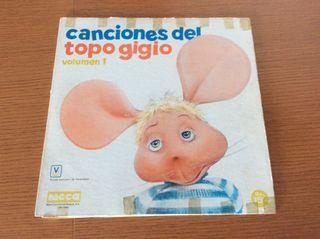 Discos LP Música Infantil