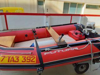 Barca Remolque