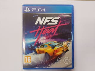 JUEGO PS4 NEED FOR SPEED HEAT