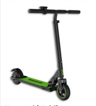 patinete Electrico scooter kawasaki