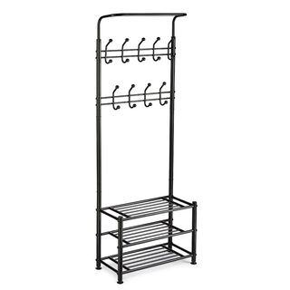 Hallway unit coat rack