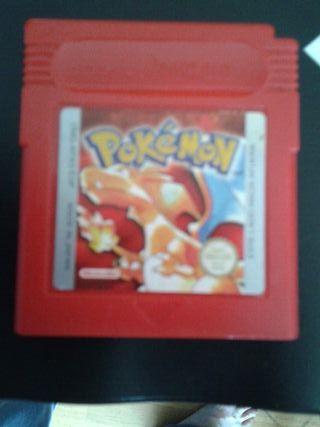 Cartucho Nintendo Game Boy