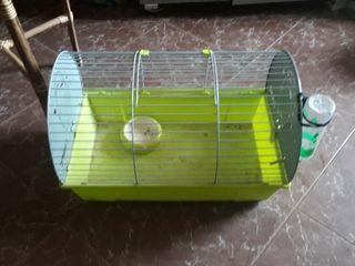 jaula para conejo coballa roedores...