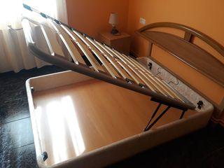 2 canapes 135 pikolin+ colchón visco látex .