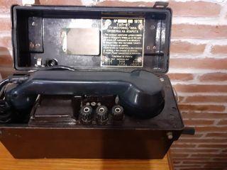 teléfono antiguo guerra