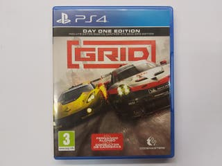 JUEGO PS4 GRID DAY ONE EDITION