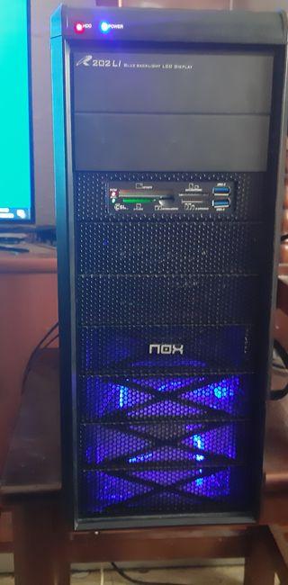 pc gaming i7 2600+gtx 970 4 gigas+8 ram ddr3+hdd