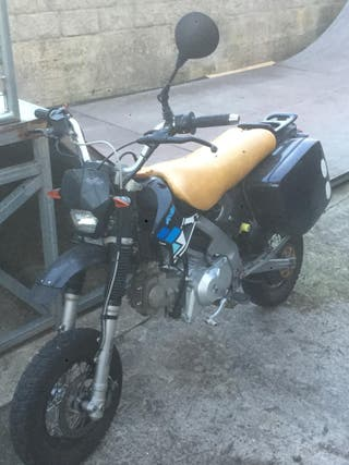 Moto Polini 125cc 4 tiempos