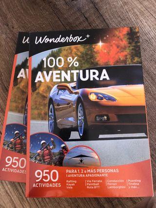 Wonderbox 100%aventura