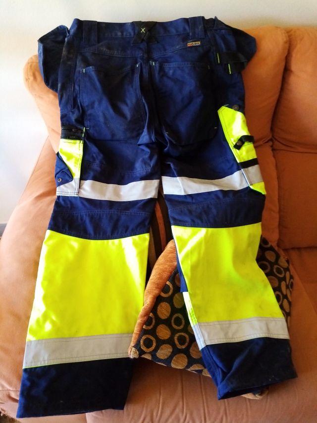 Pantalones trabajo