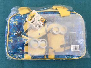 Bolso maletín infantil Minions producto oficial