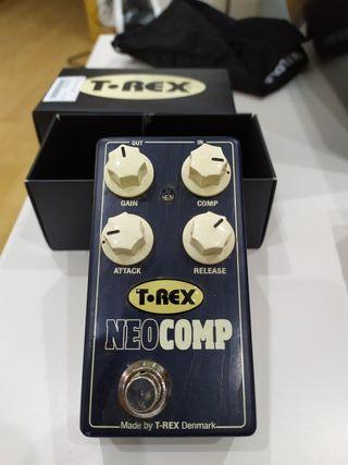 Pedal Guitarra - Compresor