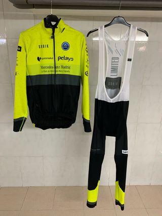Conjunto ciclismo gobik