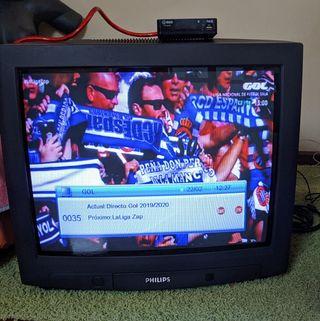 TDT HD + TV PHILIPS