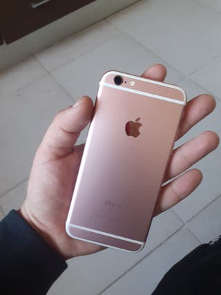 iPhone 6s 64gb color rosa