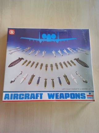 Esci Aircraft weapons