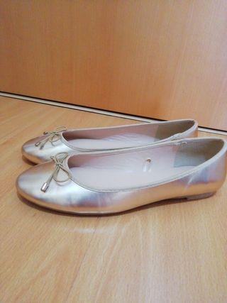 zapatos bailarinas talla 37